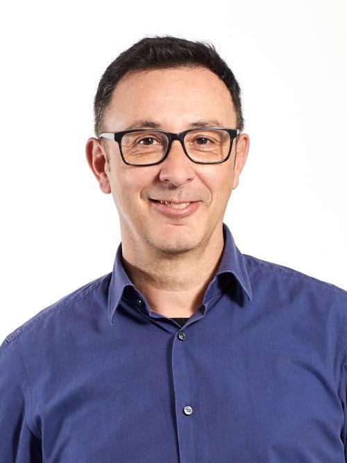 Retrato de Julián Carranza, Director de desarrollo organizativo de Greenpeace España
