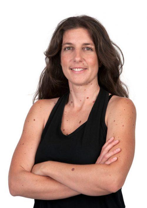 Retrato de Eva Saldaña, Directora de movilización de Greenpeace España