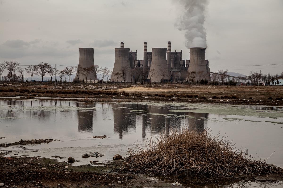 Plantas de carbón en Turquía
