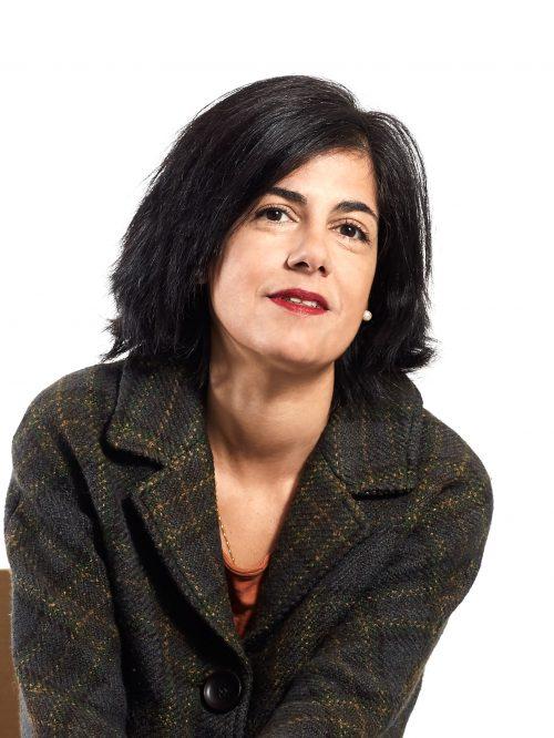 Retrato de Cecilia Carballo, Directora de Programas de Greenpeace España