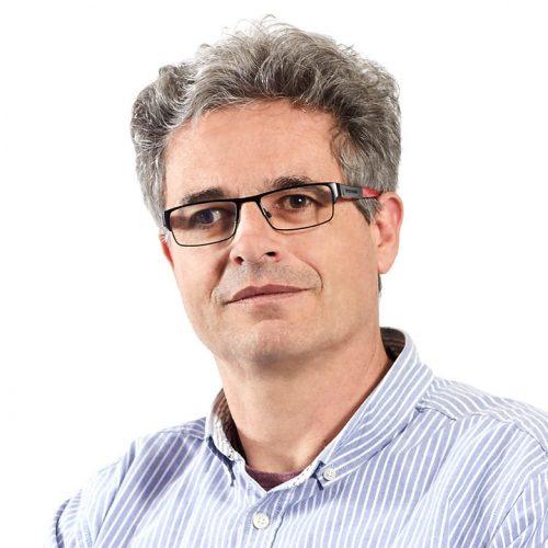 Mario Rodríguez - autor del blog.