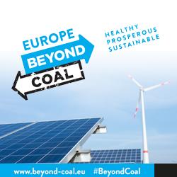 Imagen del Informe de la coalición Europa un futuro sin carbón