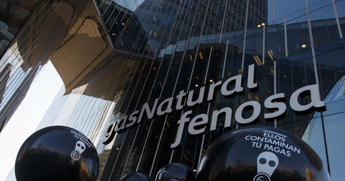 Gas Natural ha sido muy criticada por ONG ecologistas, como Greenpeace