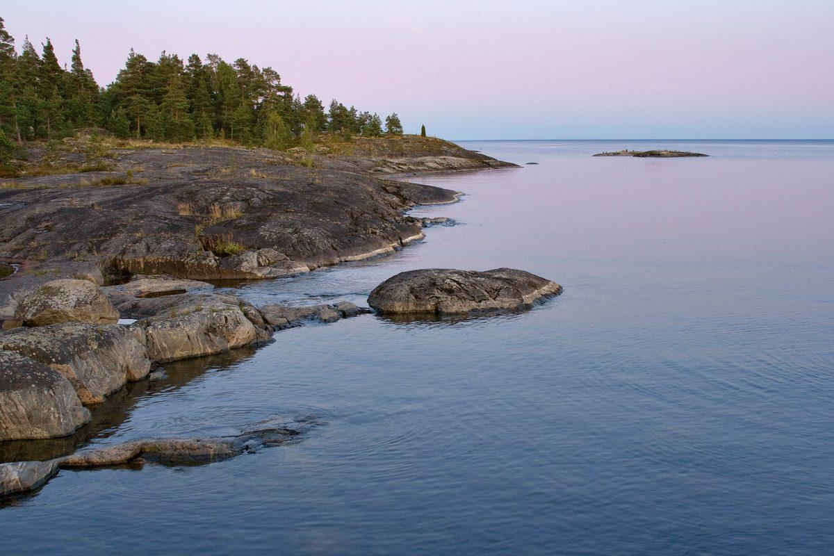 Parque Nacional de los Islotes de Ladoga