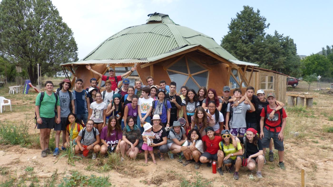 Campamentos de Greenpeace