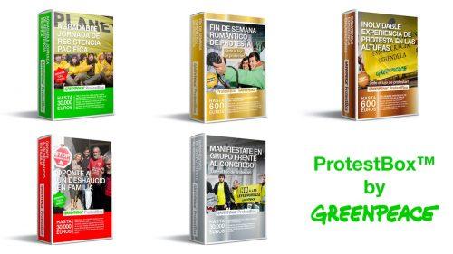 Catálogo de ProtestBox
