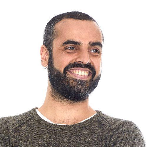 Javi Raboso - autor del blog.