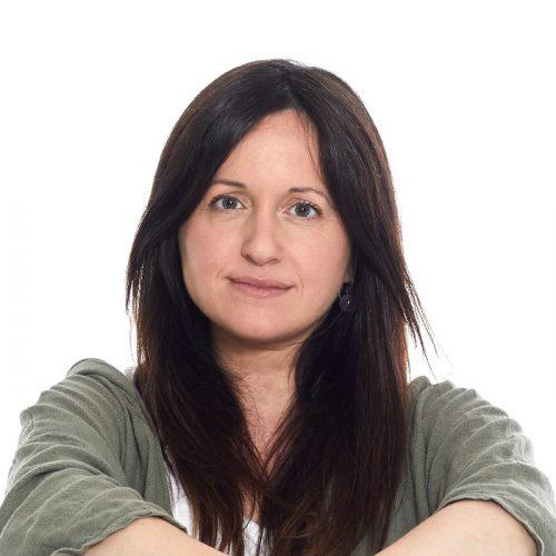 Mónica Parrilla - autor del blog.