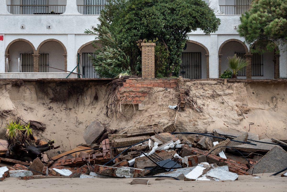 Inundaciones súbitas en el Mediterráneo
