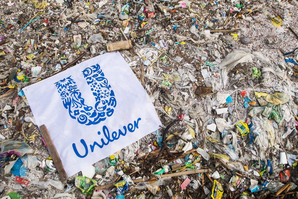 Plástico de Unilever