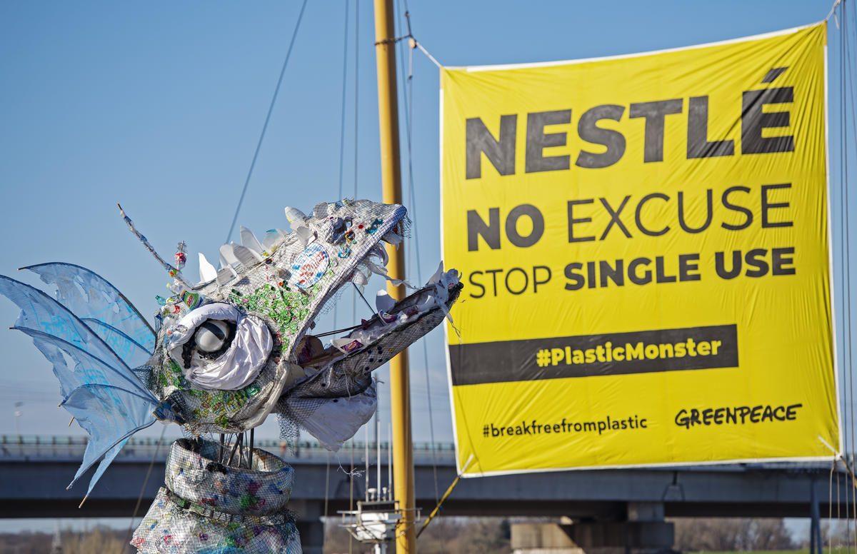 Monstruo Nestlé