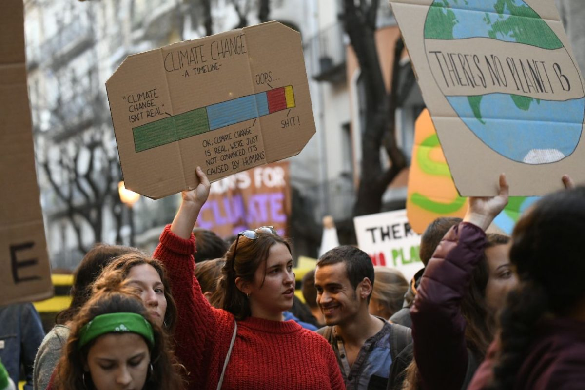 Fridays For Future Girona