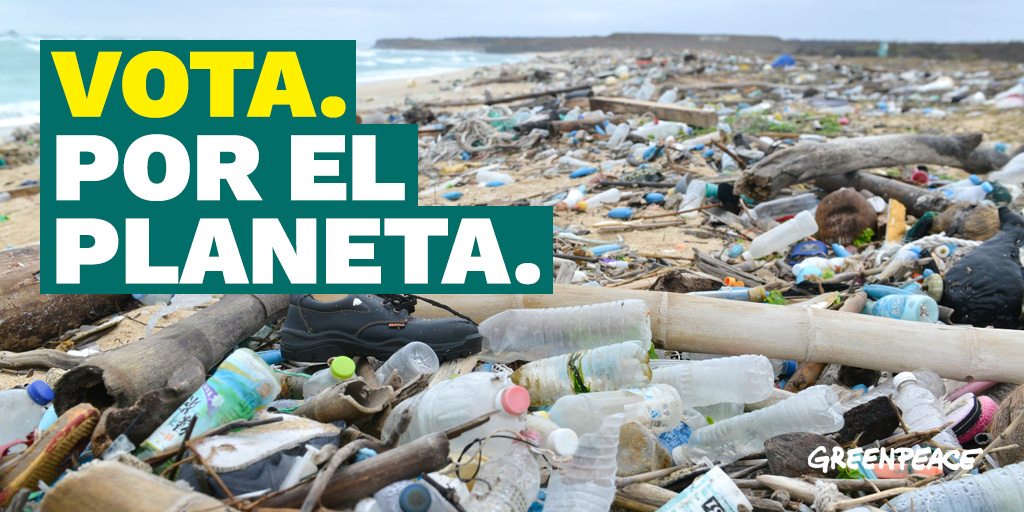 Vota por el planeta