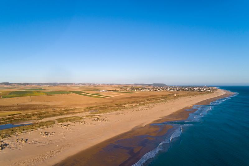 Playa de Castilnovo, Cádiz.