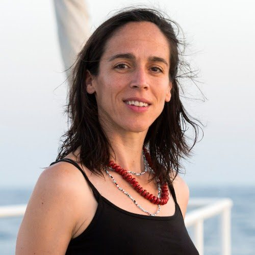 Maria Prado - autor del blog.