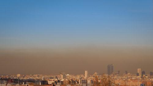 contaminación madrid boina