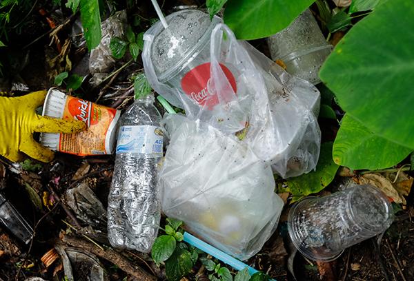 plásticos vertederos España