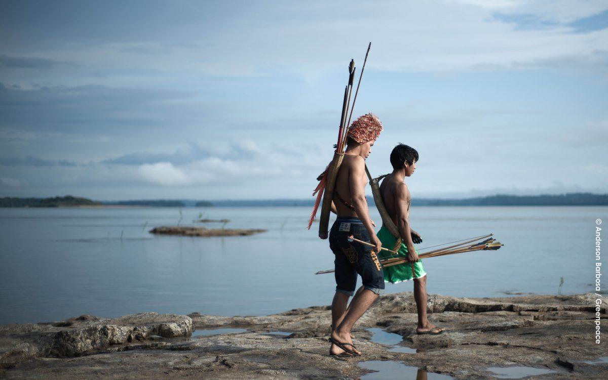 Indígenas Brasil y COVID
