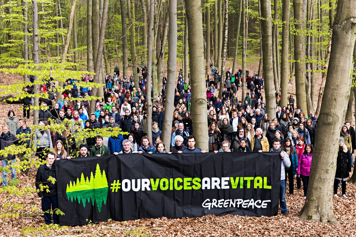 Nuestra voz es esencial