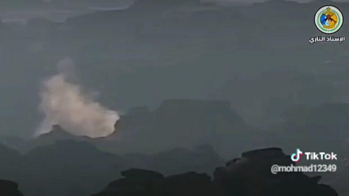 Secuencia vídeo TikTok Yemen