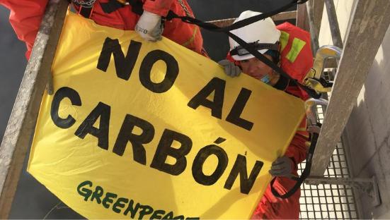 cierre centrales térmicas carbón