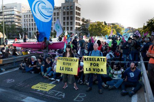 movilización clima 7 octubre
