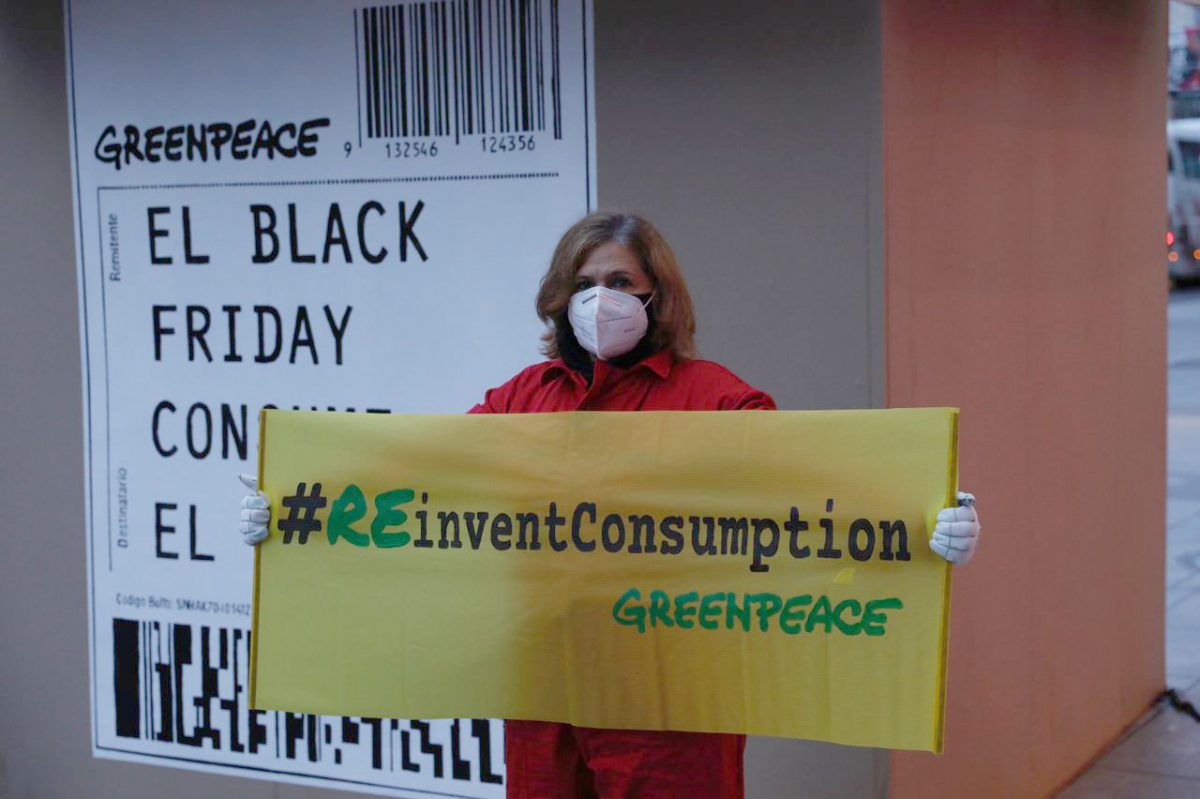 Black Friday destruye el planeta