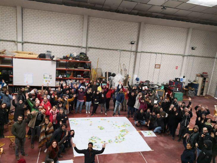 encuentro activismo de greenpeace