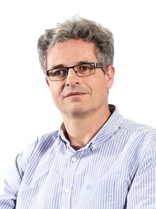 Retrato de Mario Rodríguez, Director de Greenpeace España