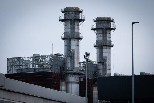 gas energía fósil España
